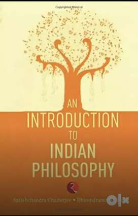 An Introduction to Indian Philosophy--Satishchandra Chatterje+mny upsc