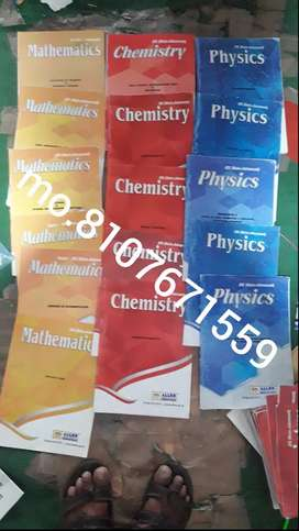 ALLEN KOTA (40book )NEET /AIIMS pettarn book all sub pcb