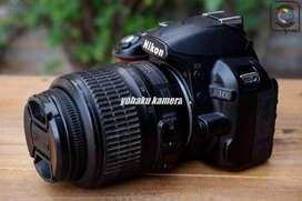 PL Nikon D3100 DSLR