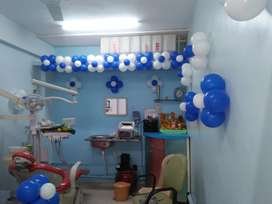 1.9 lacs ready to practice dental clinic setup