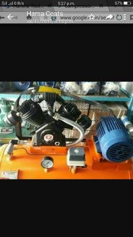 Orange And Blue Air Compressor..1hp 2hp ..3hp ..all avelebal...