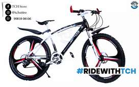 TCH BRAND NEW BM X9 BICYCLE WITH 21GEARS COMBINATION