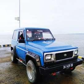 Daihatsu Feroza jeep
