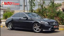 Mercedes Benz C250 AMG 2016 Tgn 1 DrBr masih Mulus!!!