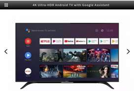 SHARP 50 Inch Android tv 4k