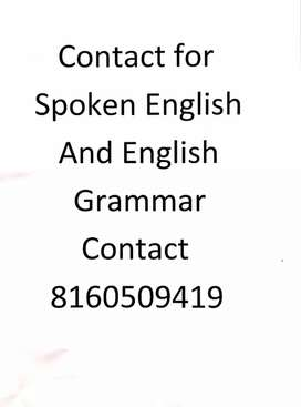 Smyrna Spoken English Class