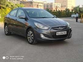 Hyundai Verna Fluidic 1.6 VTVT SX Automatic, 2014, Petrol