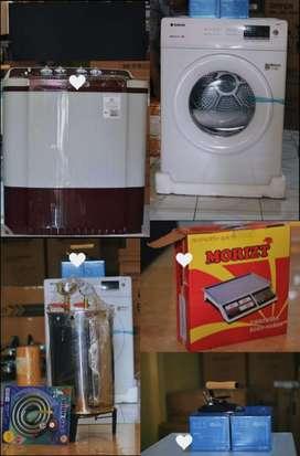 1 set mesin laundry