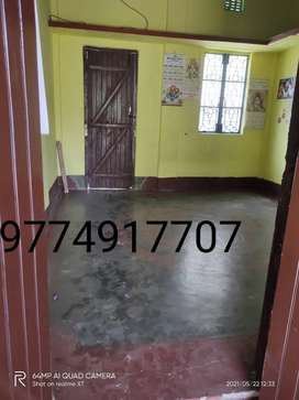 Rooms to be given on rent