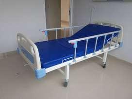 Tempat Tidur Pasien 1 Crank ABS