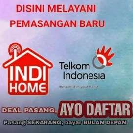 Pasang Wifi Indihome PROMO. Jakarta Selatan, sebagian Tangsel