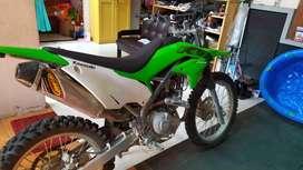 klx 230 R Build Up off road