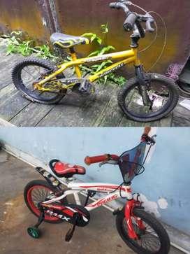 Sepeda anak 2 unit