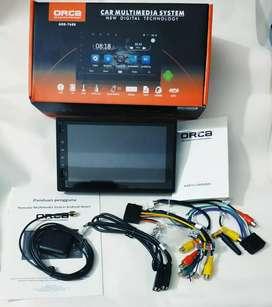 HU android 7inc + kamera mundur Ada GPS Navigatornya