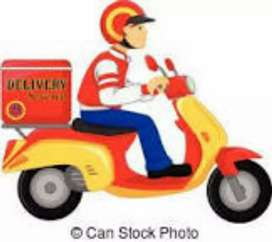 Urgent  need Delivery Boy Ranchi & Dhanbad