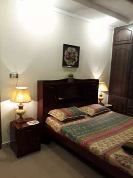 Fully furnished one bed apartment available for rent in bahria twn isl