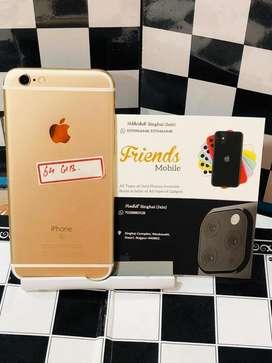 I phone 6s 64 gb white gold (fixx price)