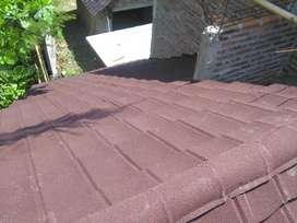Pasang baja Ringan dan Atap Metal Pasir ANTI RAYAP PRAKTIS Pemasangan