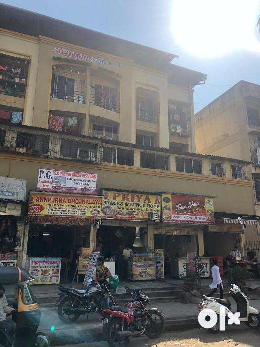 AShapura APartment 1BHK Flat Rent Only Family sector No-1 Ghansoli 0