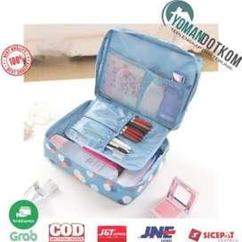XZ-8010 Tas Travel Bag in Bag Organizer untuk Kosmetik & Sabun
