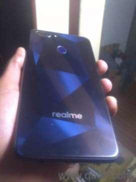 Realme 2 Blue color