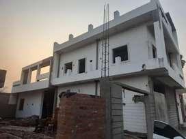 85 gaj corner house is Shyam Nagar