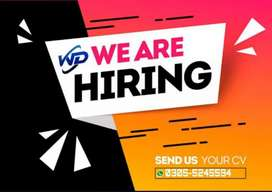 Online Job for male and female