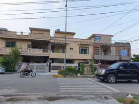 7 marla 4 bed brand new house available for rent in pak Arab society