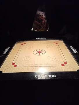 Champion carrom board 36 inch 8 mm ply