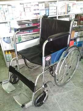 Kursi roda crome avico standar