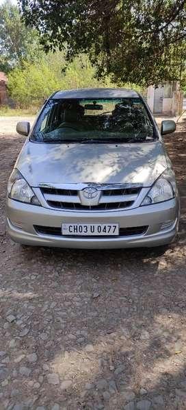 Toyota Innova 2004-2011 2.5 E Diesel PS 7-Seater, 2005, Diesel