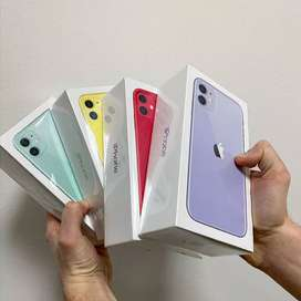 Promo iPhone 11 64GB & 128GB Ex inter dan iBox Unit Bergaransi 1tahun
