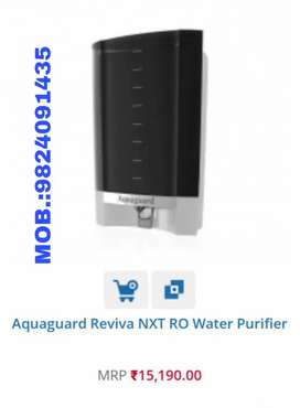 AQUAGUARD REVIVA RO+UV water purifier