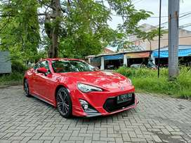 TOYOTA FT 86 TRD AUTOMATIC 2016 READY
