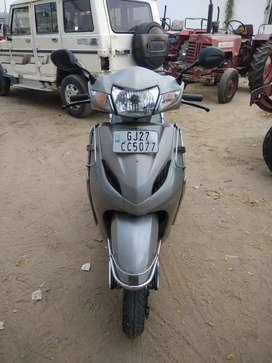 good luck  activa kms 13500