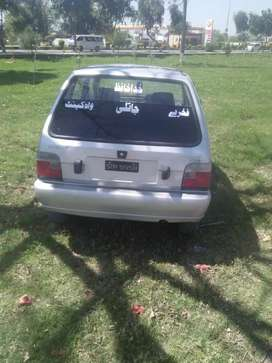Mehran car for sale in good condition AC, heater installed sialkot