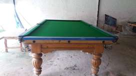 3 Snooker Tables for Sale (Full ready and top quality prepared)