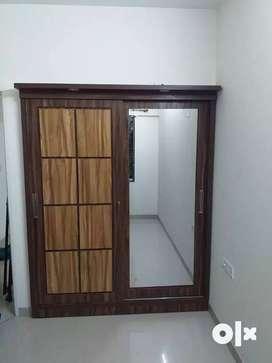 Wholesale price sliding door wardrobe available
