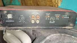 Panasound 2 channel amplifier
