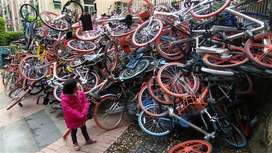 Bicycles (old stock)