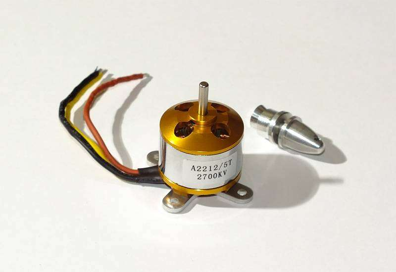 A2212 Brushless Motor2700KV For RC Aircraft Plane Multi-copter Brushl 0