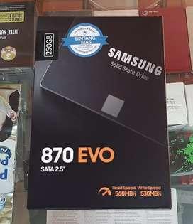 Ssd Samsung 870 EVO 250GB
