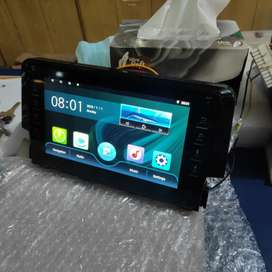 Civic X Android LCD Panel With Voice Commands