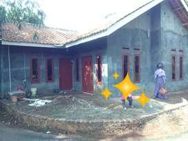 Rumah Kampung 70% pinggir jalan