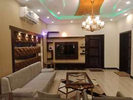 10 Marla fully furnished upper portion for rent bharia town Lahore