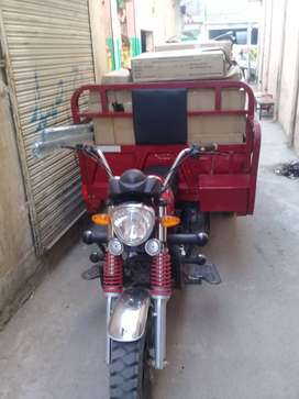Loder rikshaw leader .150cc tyre ok engine good