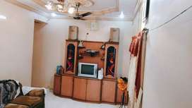 2 B.H.k flat..full furnished..and Tiltle clear from municipality