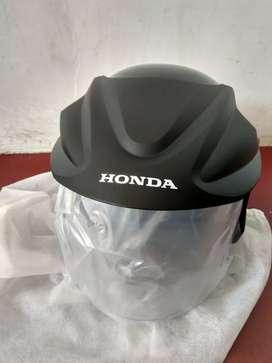 Helm Honda pabrikan
