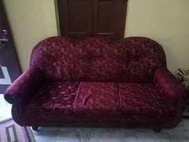 3+1+1 design sofa set