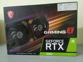 MSI GamingX RTX 3060
